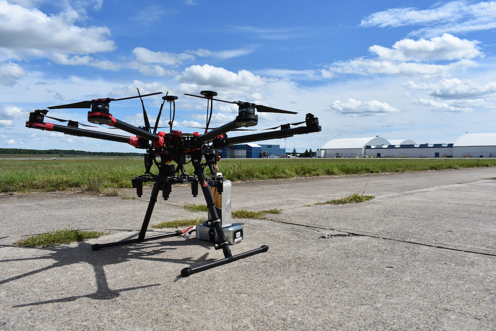 MITRE Engenuity Open Generation Unveils Nation's First 5G Aviation Range for UAS